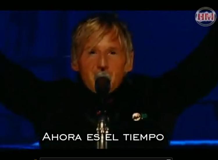 Delirious - Now Is The Time (subtitulado español)