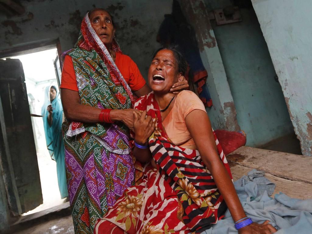 Mujer de la India