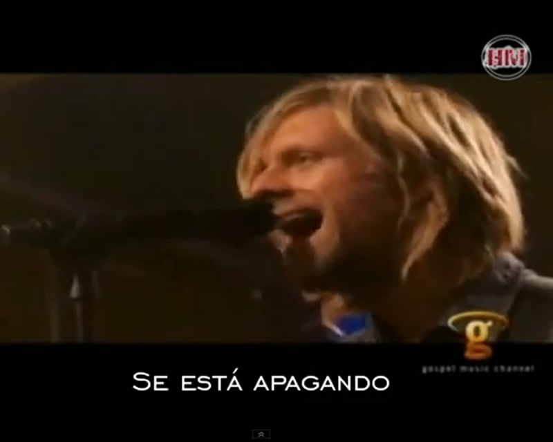 Switchfoot - Your Love Is A Song [Video Subtitulado Español]