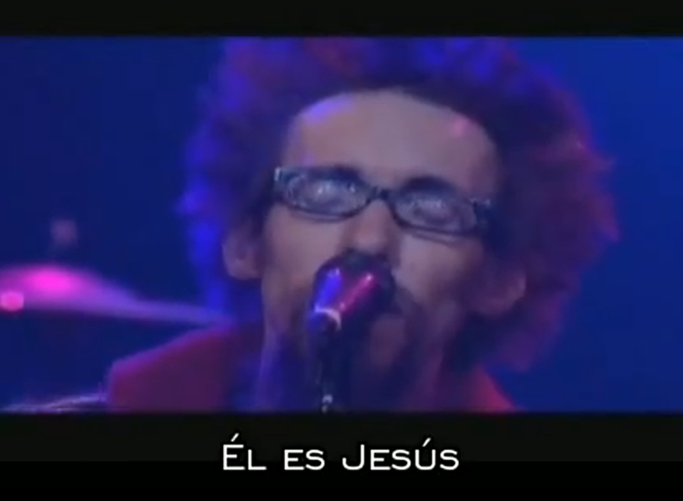 David Crowder Band - Here Is Our King (subtitulado español)