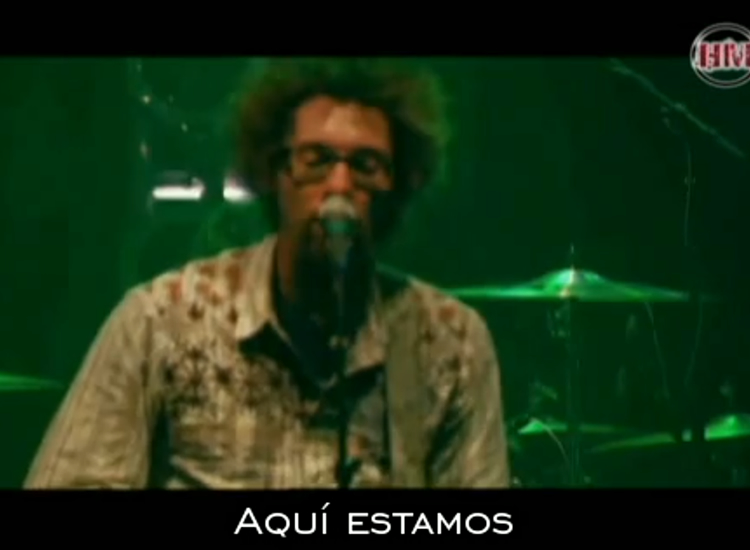 David Crowder Band - Remedy (subtitulado español)