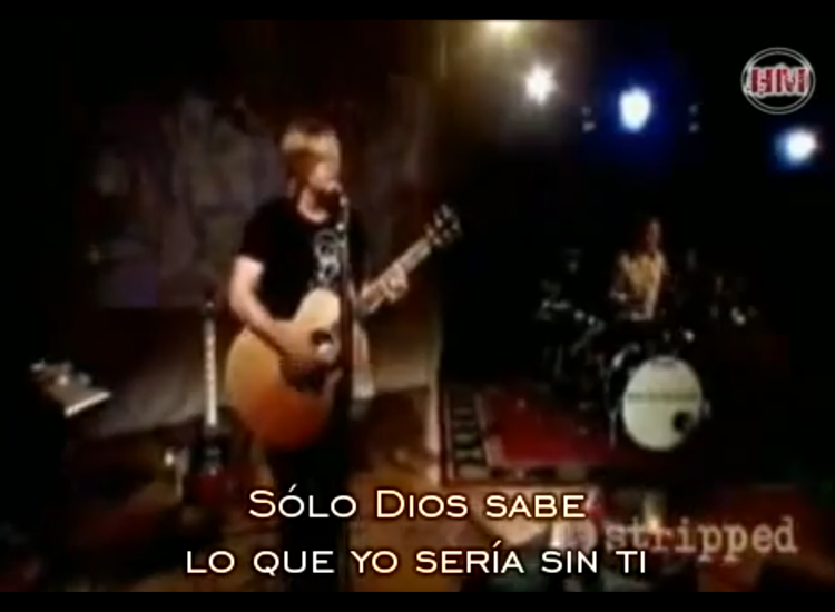 Switchfoot - God Only Knows (subtitulado español)