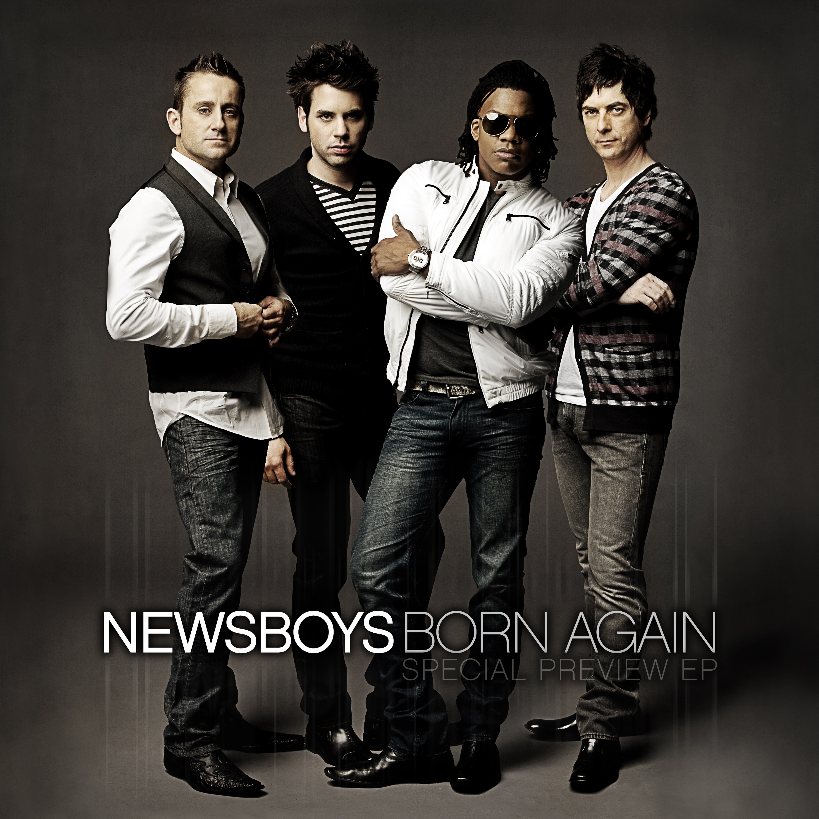 Newsboys - Born Again