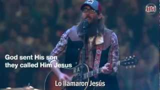 David Crowder - God Sent His Son